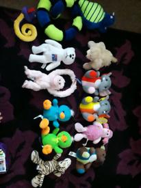 Childrens soft toys