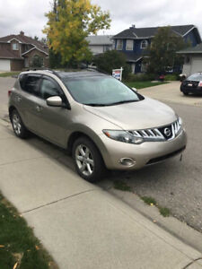 2009 NISSAN MURANO - PRICED TO SELL