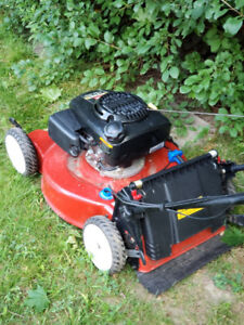 """Toro Personal Pace Recycler 22"""" Gas Lawn Mower"""