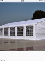 32 x 20 ft WEDDING TENT for rent