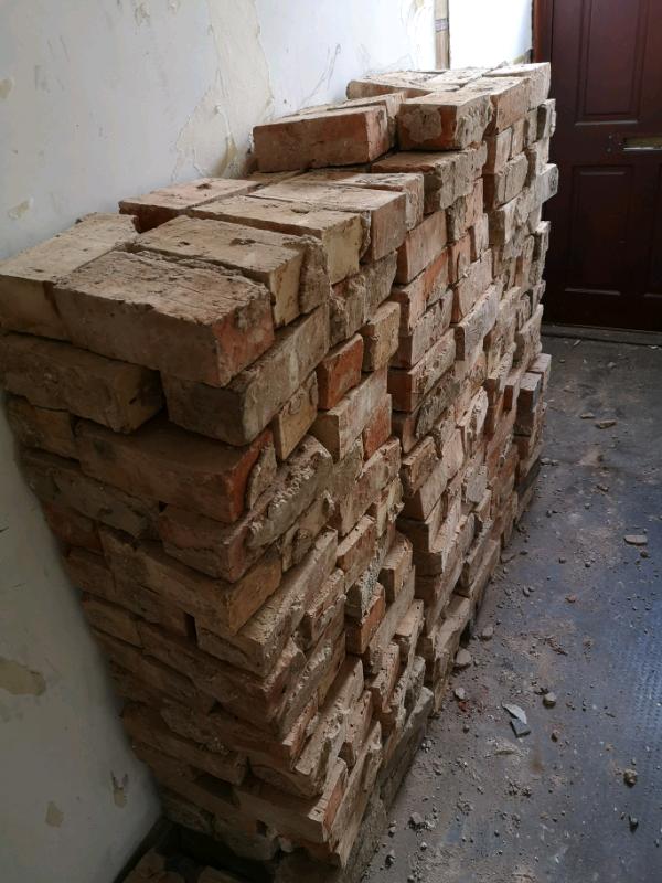 Old hand made bricks | in Wigan, Manchester | Gumtree