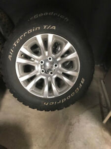 Mint 2014 Dodge Longhorn rims