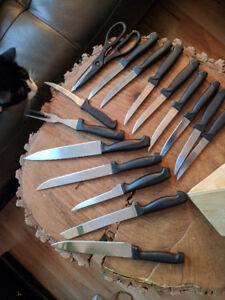 Kit de couteaux