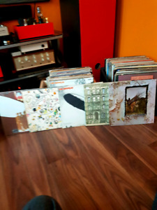 RECORDS VINTAGE VINYL AND NEW HUGE LOT