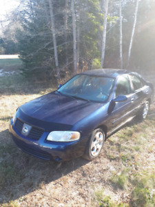 Parting out 2005 Nissan centra