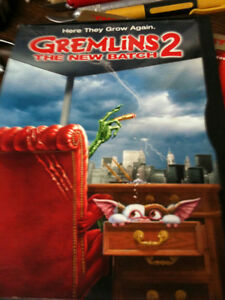 Gremlins 2: The New Batch USED Kitchener / Waterloo Kitchener Area image 1