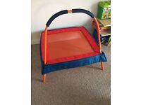 Childs Chad Valley Large Indoor Trampoline