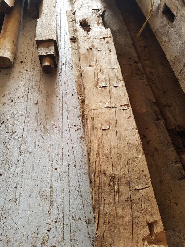 Reclaimed Barn Wood For Sale (Beams, Boards, Shelves ...