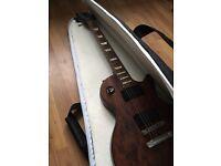 Gibson Les Paul LPJ Chocolate Satin