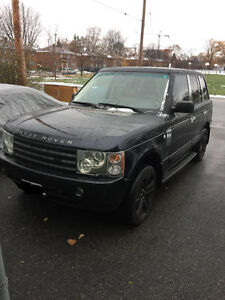 2003 Land Rover Range Rover Westminster
