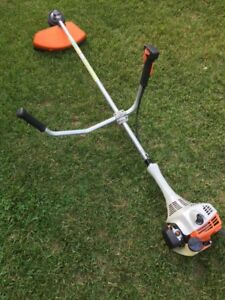 Stihl FS55 Trimmer Commercial Straight shaft Trimmer