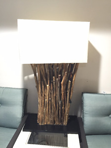 WEST ELM LAMP BRANCHES - GREAT CONDITION