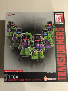 Transformers Constructicons Kids Logic TF-04