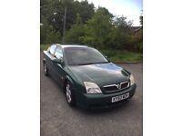 Vauxhall vectra 2.0dti