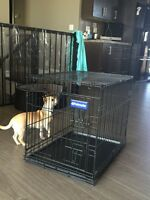 Pet made medium size kennel