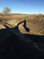 Earthworks construction ,water sewer