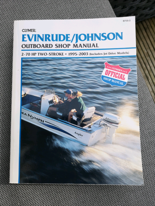Evinrude / johnson outboard manual | in Bournemouth, Dorset | Gumtree
