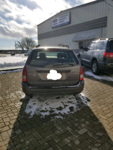 2006 Ford Focus Wagon - AS IS!