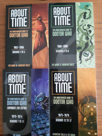 About time books *4