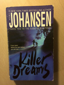 Killer Dreams - Johansen