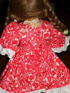 "DOLL DRESS 18"" DOLL Windsor Region Ontario image 2"
