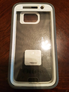 Galaxy s6 otterbox! Great condition!