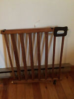 Summer Infant gate barriere