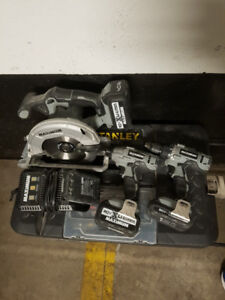 Used Cordless Skill Saw and much more included!!!