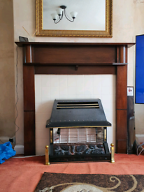 Gas and Fireplace Surround