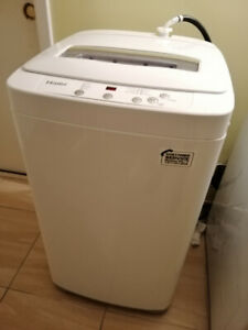 [ON HOLD] Haier portable washing machine
