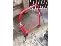 Nc30 bike stand