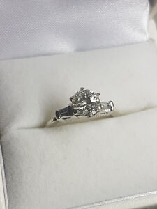 **Gorgeous Engagement Ring**