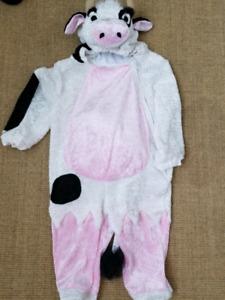 Costume cow