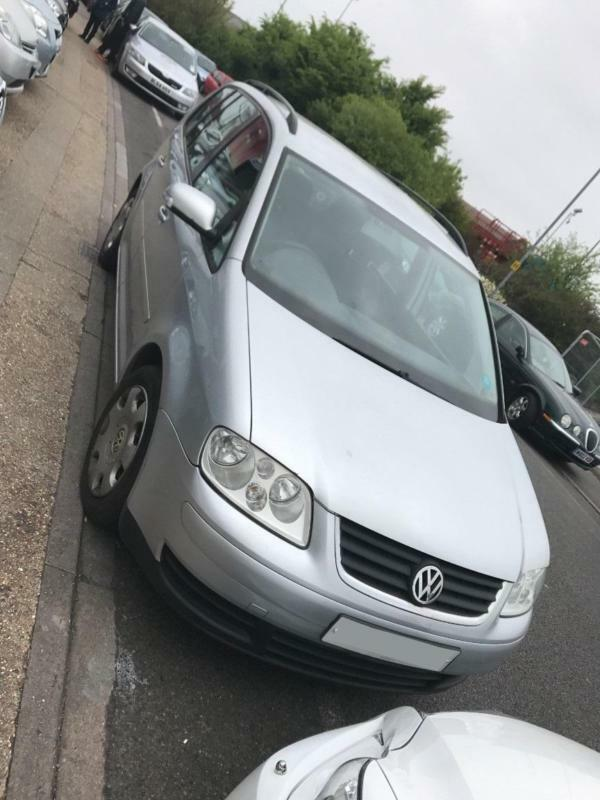 Volkswagen Touran SE TDi 7 Str DIESEL MANUAL 2004/54