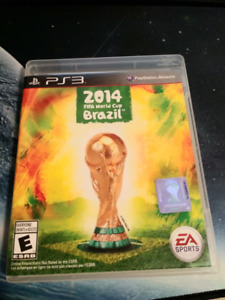 Jeu PS3 FIFA World Cup Brazil 2014