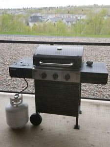Master chef BBQ - small 3 burner with extra water boiling burner