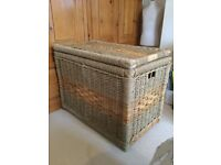 Very large storage basket, toy chest etc