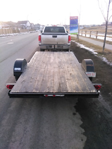 12 foot utility trailer
