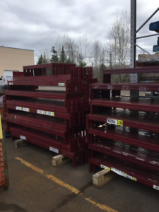 Used and new pallet racking for sale(warehouse racking)