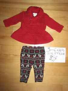 Habits variés fille 3-6 mois Saguenay Saguenay-Lac-Saint-Jean image 1