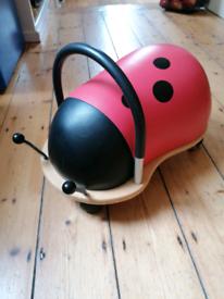 Ride on Ladybird