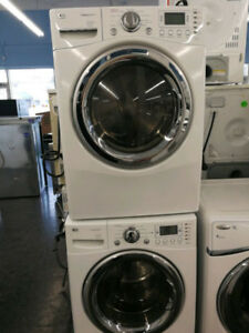 AMAZING LG OR SAMSUNG WASHER AND DRYER SET ON SALE FOR CHRISTMAS