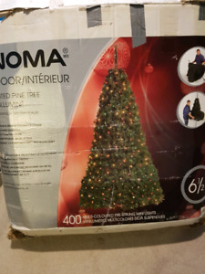 Free Artificial Christmas Tree