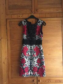 Size 8 warehouse dress