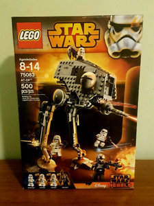 Lego Star Wars AT-DP 75083 NEW
