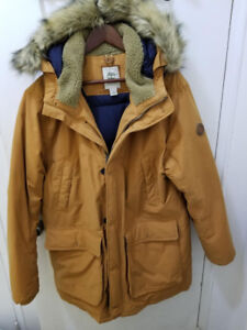 Timberland Winter Coat Size XL Men's Excellent Used Condition