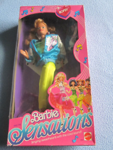 1987 Bopsy  Barbie doll – Barbie and the Sensations