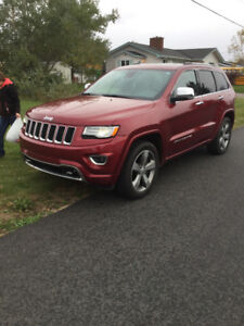 2014 Jeep Grand Cherokee Outlander Other