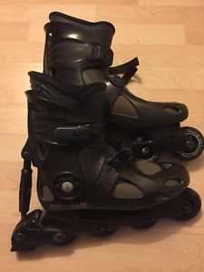 Patins a roues alignees Rollerblade
