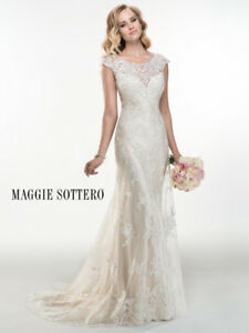 Sottero Midgley Wedding Gown/Dress 10